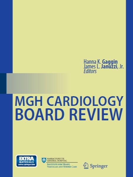 کاردیولوژی (قلب و عروق شناسی) – مرور بورد / MGH Cardiology Board Review