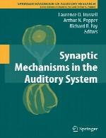 مکانیسم های سیناپسی در سیستم شنواییSynaptic Mechanisms in the Auditory System
