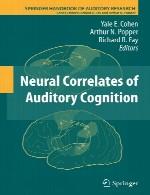 ارتباط های عصبی شناخت شنواییNeural Correlates of Auditory Cognition