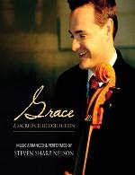 """آلبوم """" فضل """" : مجموعهی سلو مقدس استیون نلسون شارپSteven Sharp Nelson - Grace - A Sacred Cello Collection (2014)"""