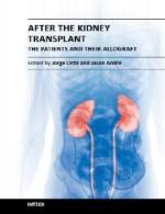 پس از پیوند کلیه – بیماران و آلوگرافت (دهنده عضو پیوندی) آنهاAfter the Kidney Transplant