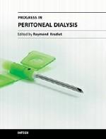 پیشرفت در دیالیز صفاقیProgress in Peritoneal Dialysis