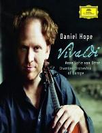 کنسرتوها ، سوناتها و آریاهای ویوالدی با اجرای ویولن دنیل هوپDaniel Hope - Vivaldi Concertos, Aria & Sonata (2008)