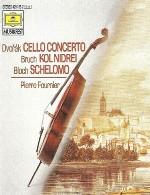 کنسرتو ویولن سل دورژاک با هنرنمای جرج سل و پیر فورنیهPierre Fournier - Dvorak, Bruch, Bloch (1990)