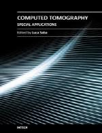 توموگرافی (پرتونگاری مقطعی) رایانه ای – کاربرد های ویژهComputed Tomography-Special
