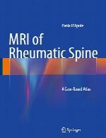 MRI از ستون فقرات روماتیسمی – اطلس مبتنی بر موردMRI of Rheumatic Spine