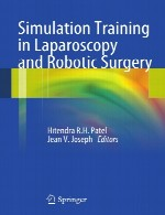 آموزش شبیه سازی در لاپاراسکوپی و جراحی رباتیکSimulation Training in Laparoscopy and Robotic Surgery