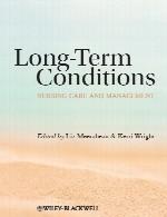 شرایط طولانی مدت – مراقبت و مدیریت پرستاریLong Term Conditions