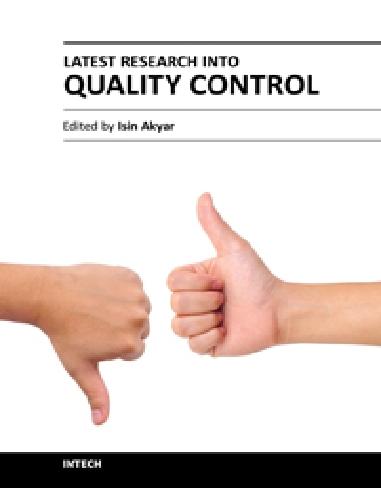 آخرین تحقیقات در کنترل کیفیت / Latest Research into Quality Control