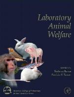 رفاه حیوانات آزمایشگاهیLaboratory Animal Welfare