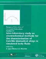 مطالعه بین آزمایشگاهی درباره روش های الکتروشیمیاییInter-Laboratory Study on Electrochemical