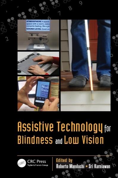 فناوری کمکی برای نابینایی و دید کم / Assistive Technology for Blindness and Low Vision