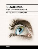 گلوکوم (آب سیاه) – مفاهیم پایه و بالینیGlaucoma - Basic and Clinical Concepts