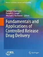 اصول و کاربرد های رها سازی کنترل شده داروFundamentals - Release Drug Delivery