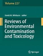 بررسی های آلودگی محیطی و سم شناسی – جلد 227Reviews of Environmental Contamination and Toxicology - Volume 227