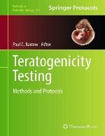 تست تراتوژنسیته – روش ها و پروتکل هاTeratogenicity Testing