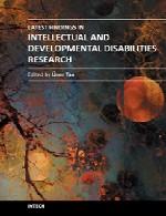 آخرین یافته ها در تحقیقات ناتوانی ذهنی و رشدیLatest Findings in Intellectual and Developmental Disabilities Research