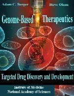 درمان های مبتنی بر ژنوم – کشف و توسعه داروی هدفمندGenome Based Therapeutics