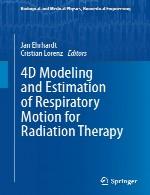 مدلسازی 4D و برآورد حرکت تنفسی برای پرتو درمانی4D Modeling and Estimation of Respiratory Motion for Radiation Therapy
