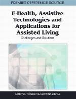 سلامت الکترونیک (E-هلث) – فناوری های کمکی و کاربرد ها برای کمک زندگیE-Health, Assistive Technologies