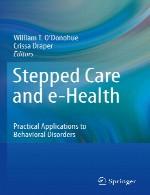 مراقبت پلکانی و سلامت الکترونیک – کاربرد های عملی تا اختلالات رفتاریStepped Care and e-Health