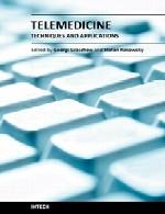 تکنیک های و کاربرد های تله پزشکی (پزشکی از راه دور)Telemedicine Techniques and Applications