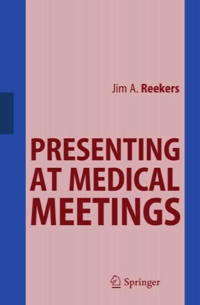 ارائه در جلسات پزشکی / Presenting at Medical Meetings