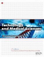 فناوری و علوم پزشکیTechnology and Medical Sciences