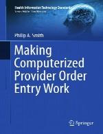 ساخت ارائه دهنده کامپیوتری ورود سفارش کارMaking Computerized Provider Order Entry Work