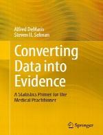 تبدیل اطلاعات به شواهد – پرایمر آماری برای شاغلین در پزشکیConverting Data into Evidence