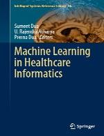یادگیری ماشین در انفورماتیک بهداشت و درمانMachine Learning in Healthcare Informatics