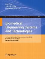 سیستم ها و فناوری های مهندسی زیست پزشکیBiomedical Engineering Systems and Technologies