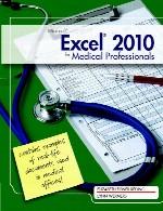 مایکروسافت اکسل 2010 برای حرفه ای های پزشکیMicrosoft Excel 2010 for Medical Professionals