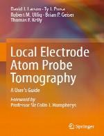 توموگرافی پروب الکترود اتمی محلی – راهنمای کاربرLocal Electrode Atom Probe Tomography