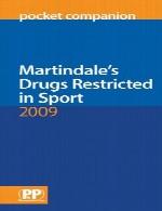 دارو های محدود شده در ورزشMartindale Drugs Restricted in Sport