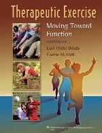 ورزش درمانی – حرکت به سوی عملTherapeutic Exercise