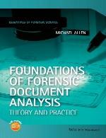 مبانی آنالیز مستند پزشکی قانونی - تئوری و عملFoundations of Forensic Document Analysis