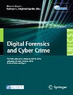 پزشکی قانونی دیجیتال و جرم اینترنتیDigital Forensics and Cyber Crime