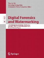 پزشکی قانونی و واترمارکینگ دیجیتالDigital Forensics and Watermaking