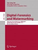 پزشکی قانونی دیجیتال و واترمارکینگDigital-Forensics and Watermarking