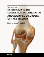 نقش اوستئوتومی (برش و جدا کردن استخوان) در اصلاح اختلالات مادرزادی و اکتسابی اسکلت (استخوان بندی)The Role of Osteotomy in the Correction of Congenital and Acquired Disorders of the Skeleton