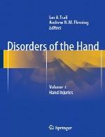 ناهنجاری های دست – جلد 1: صدمات دستDisorders of the Hand - Volume 1