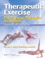 ورزش درمانی برای دستیاران فیزیوتراپی – تکنیک هایی برای درمانTherapeutic Exercise for Physical Therapy Assistants