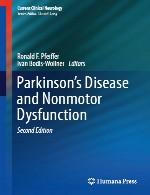 بیماری پارکینسون و اختلال عملکرد غیر حرکتیParkinson's Disease and Nonmotor Dysfunction