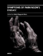 علائم بیماری پارکینسونSymptoms of Parkinson's Disease