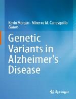 واریانت های ژنتیکی در بیماری آلزایمرGenetic Variants in Alzheimer's Disease