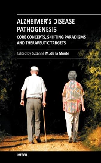 بیماری آلزایمر – پاتوژنز (بیماریزایی) مفاهیم مرکزی، الگو ها تغییر کننده و اهداف درمانی / Alzheimer's Disease Pathogenesis