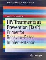 درمان HIV به صورت پیشگیری (TasP) – پرایمر برای پیاده سازی مبتنی بر رفتارHIV Treatments as Prevention (TasP) - Primer for Behavior-Based Implementation