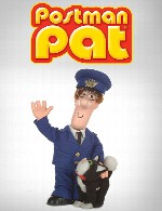 پت پستچی 1Postman Pat 1