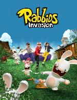 حمله خرگوشها 25Rabbids Invasion 25